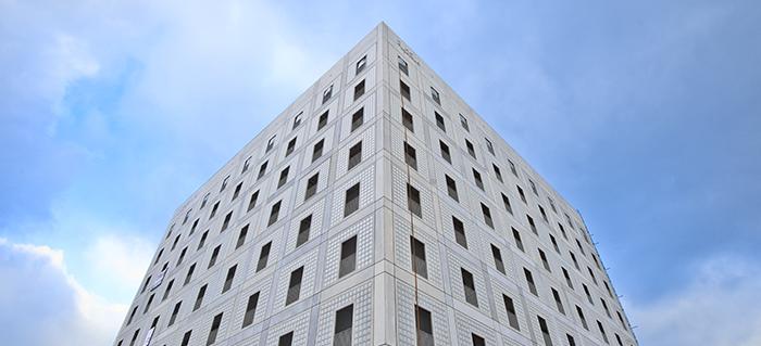 Joint de façade pour l'étanchéité d'un bâtiment
