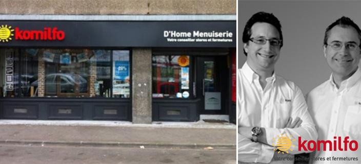 D'Home Menuiserie Komilfo Lille
