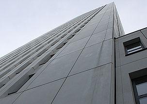 Quelles sont les solutions d'étanchéité pour les joints en façade béton ?