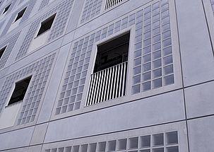 Lösungen für Betonfassaden