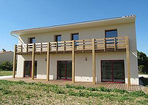 De belles performances pour une maison passive à Rouillac