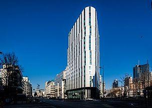 Hotel Holiday Inn w Warszawie