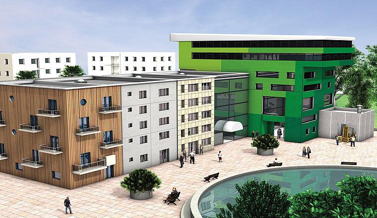 Joint de construction et de façade