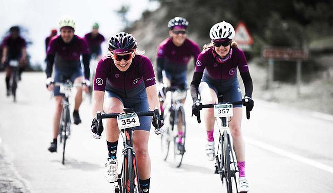 Asociación contra el cáncer RideForHer