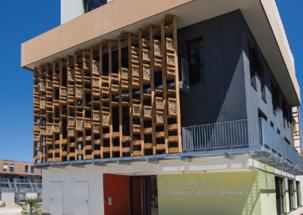"""Etanchéité des menuiseries des bureaux """"La Bourdonnerie"""" à Dijon"""