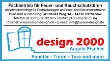 Angela Fischer design 2000