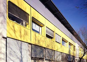 Rozwiązania dla fasad mieszanych