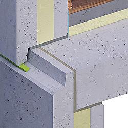 Gevels beton
