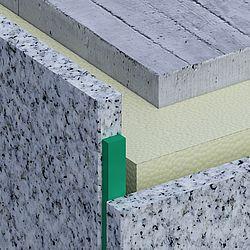 illbruck natuursteen facade afdichting