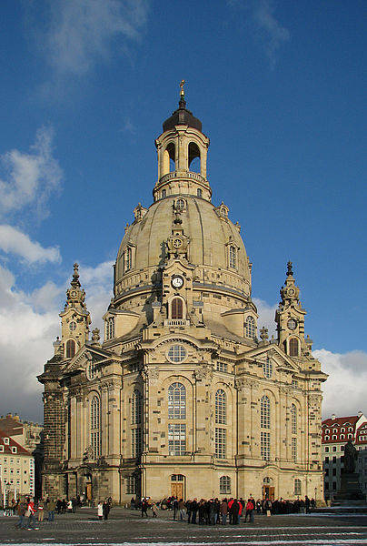 Iglesia de Nuestra Señora, Dresde