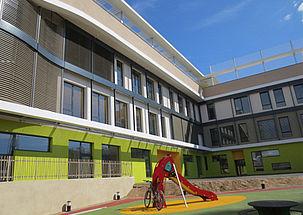 Étanchéité 3 barrières pour la première école BEPOS à Montpellier