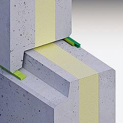Gevel prefab beton