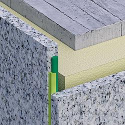 duurzame gevelafdichtingen - natuursteen