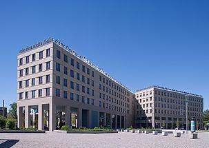 Zwinger Forum Dresden
