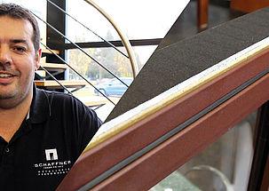 SCHAFFNER, expert Strasbourgeois en menuiserie métallique
