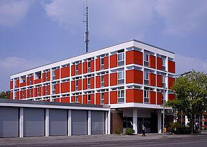 Feuerwache Berlin-Buckow
