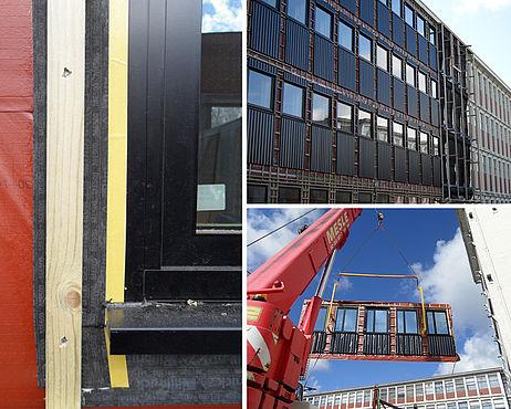 Rénovation Lycée Colbert à Lorient