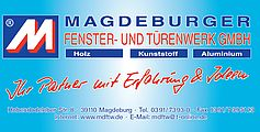 Magdeburger Fenster- und Türenwerk GmbH