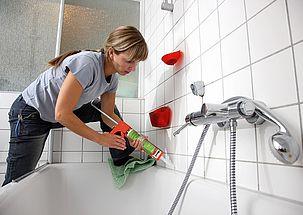 De sanitaire toepassingen van illbruck