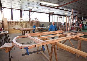 Quelles solutions d'étanchéité et de collage pour la fabrication de menuiseries bois ou mixte ?
