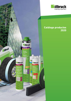 Catálogo productos illbruck 2020
