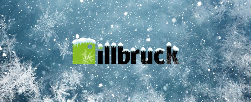 Astuce chantier hiver illbruck