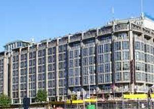 Gevelrenovatie project Groothandelsgebouw, Rotterdam